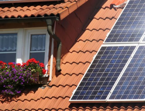 Create a green home with renewable energy